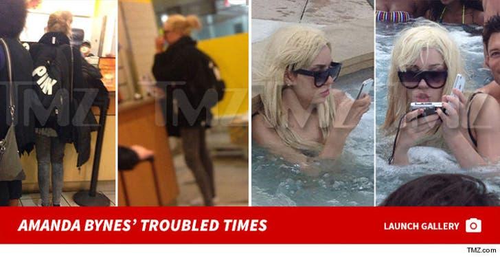 Amanda Bynes -- Troubled Times