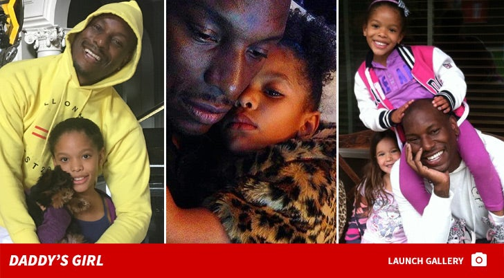 Tyrese Gibson -- Daddy's Girl