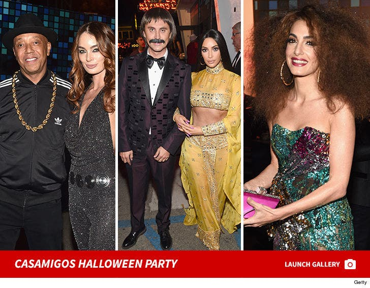 Casamigos Halloween Party