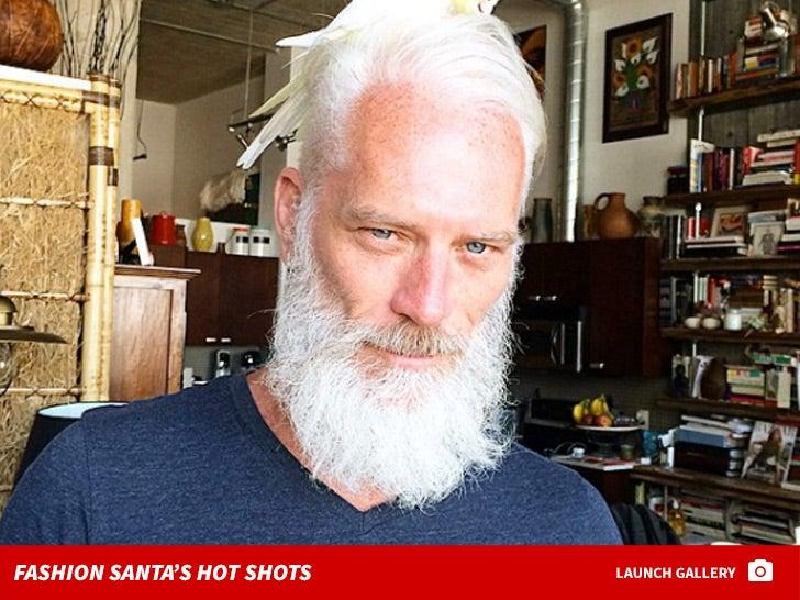 Fashion Santa -- Hot Shots