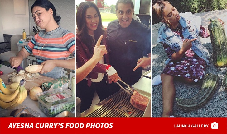 Ayesha Curry's Food Photos
