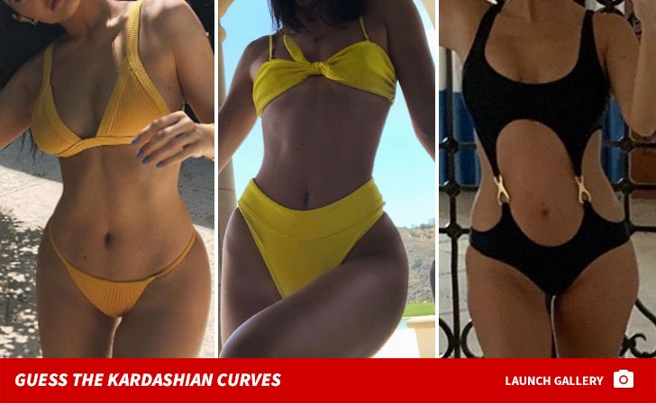 Guess the Kardashian Curves!