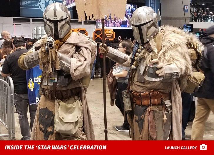 Inside the 'Star Wars' Celebration in Chicago