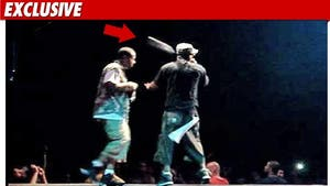 Method Man -- The Explosive Shot to the Face