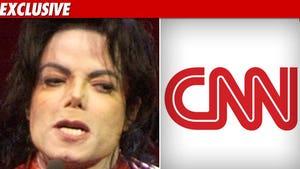 MJ Fan Group Rips CNN Over 'Knucklehead' Insult