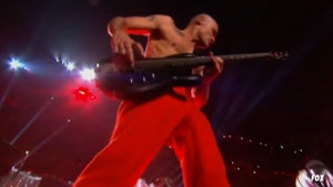 Flea -- Yeah, I Faked It at the Super Bowl