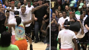 Chris Brown -- Dude Can Dance!!! (VIDEO)