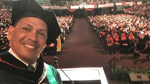 A-Rod Gives Commencement Speech at U. of Miami