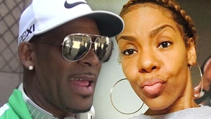 R. Kelly Asks Judge to Tell Ex Drea Kelly to Stop Talking Smack