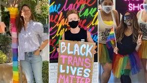 Jennifer Garner, Snooki Among Celebs Celebrating Pride 2020