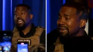 Kanye Talks Harriet Tubman, Abortion & Possible Divorce at First Rally