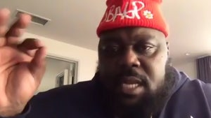 Faizon Love Says Universal Lawsuit Is About 'White Arrogance'
