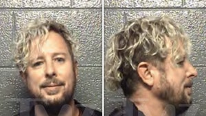 'Survivor' Villain Jonny Fairplay Arrested for Larceny, Allegedly Stole from Grandma