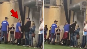 Flag Football Coach Attacks Parent In Violent Outburst, Cops Investigating