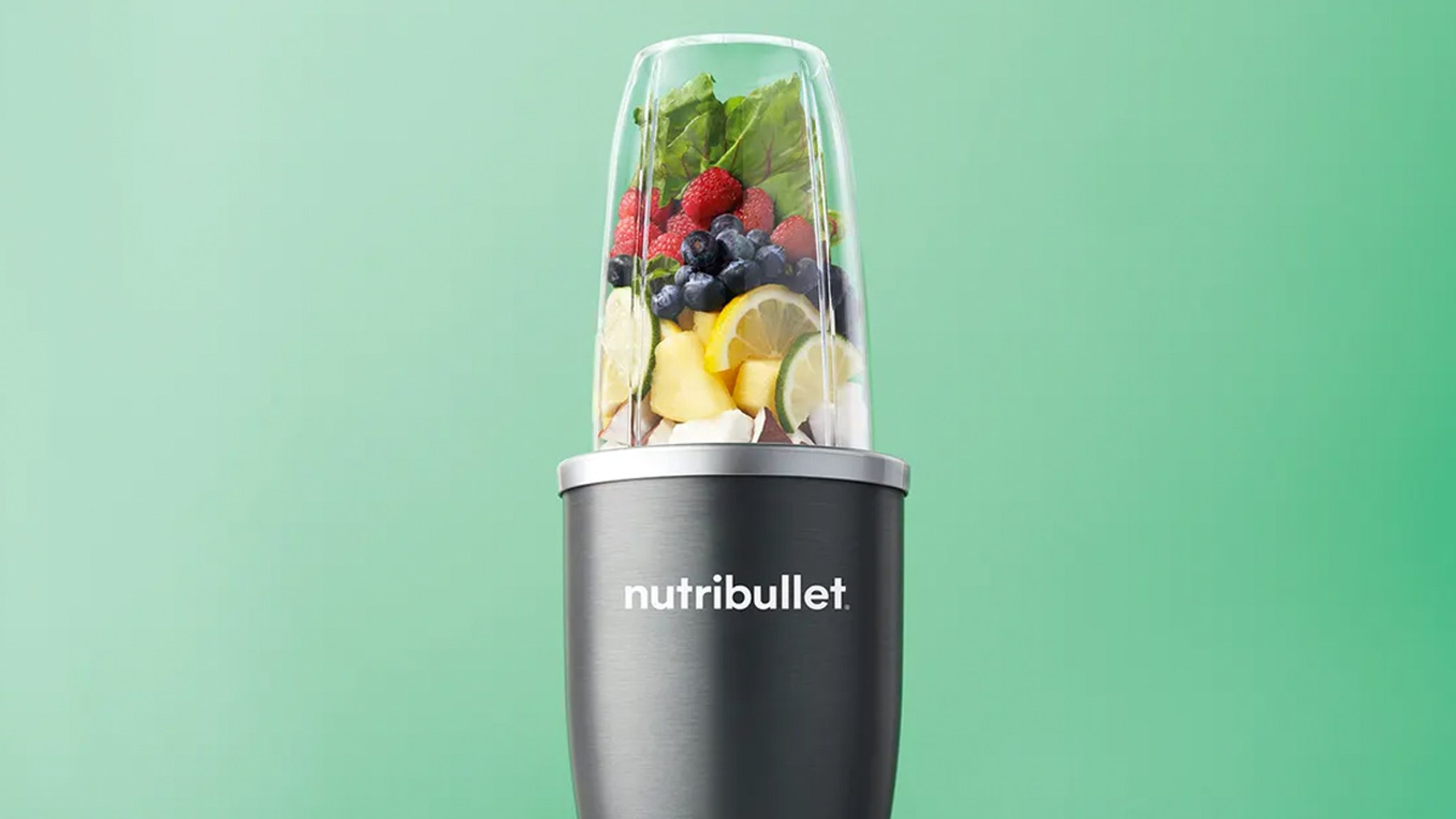 NutriBullet Sued After Woman Claims It Exploded, Burned and Sliced Her