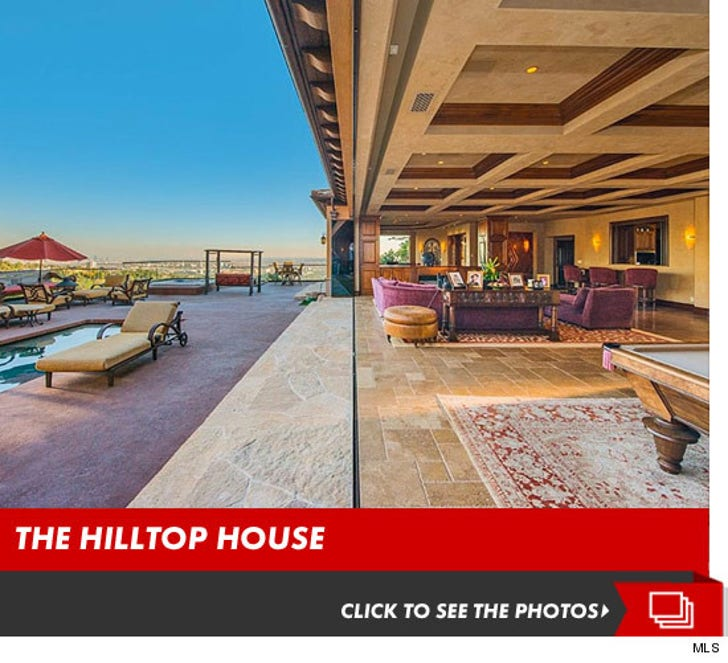 Eriq La Salle's Beverly Hills Mansion -- $OLD!