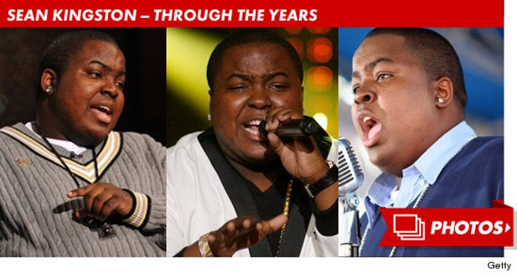 Sean Kingston -- Through the Years