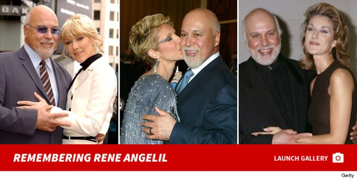 Remembering Rene Angelil