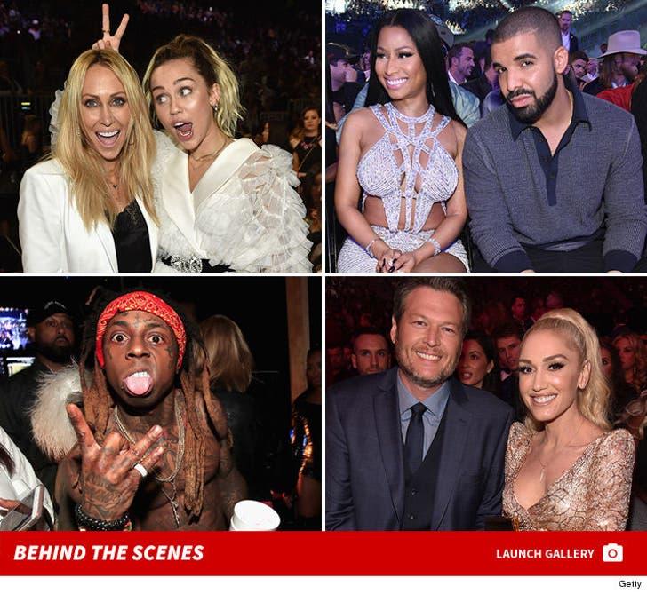 2017 Billboard Awards -- Behind the Scenes