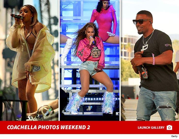Coachella Weekend 2 Photos