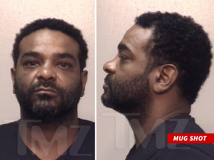 Rapper Jim Jones Officially Hit with 5 Felony Charges for