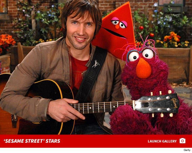 'Sesame Street' Stars