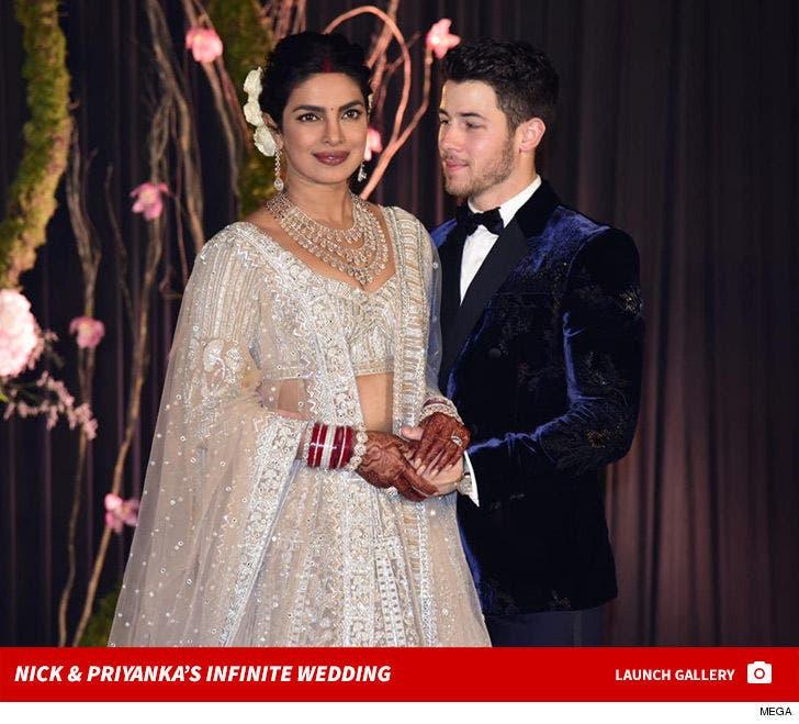 Nick & Priyanka's Infinite Wedding
