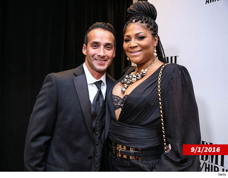 Trina Braxton's Ex-Husband Gabe Solis Dies at 43 from Cancer