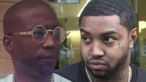 Lil Scrappy's Friend Still Hasn't Recovered Months After Nasty Car Wreck