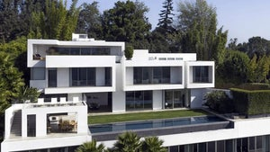 Trevor Noah's $27.5 Million Bel-Air Mansion is a Daily Show Palace