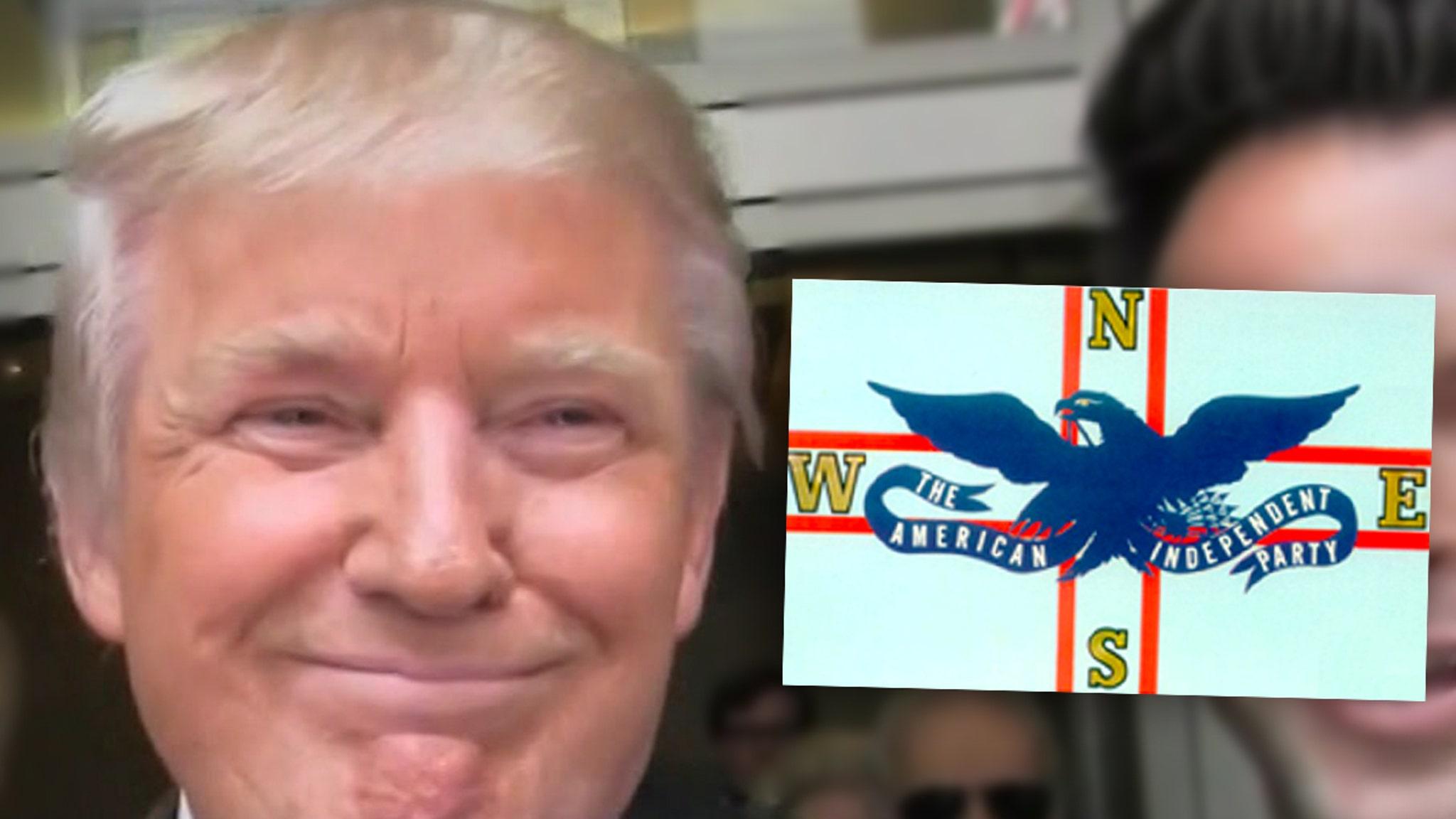 Американская независимая партия планирует назначить Трампа в 2024 году, если он будет баллотироваться