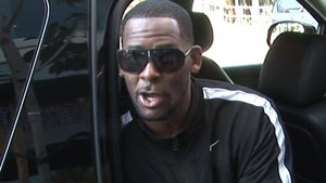 R. Kelly Supporter Trolls Prosecutors Outside Courthouse by Blaring 'Step'