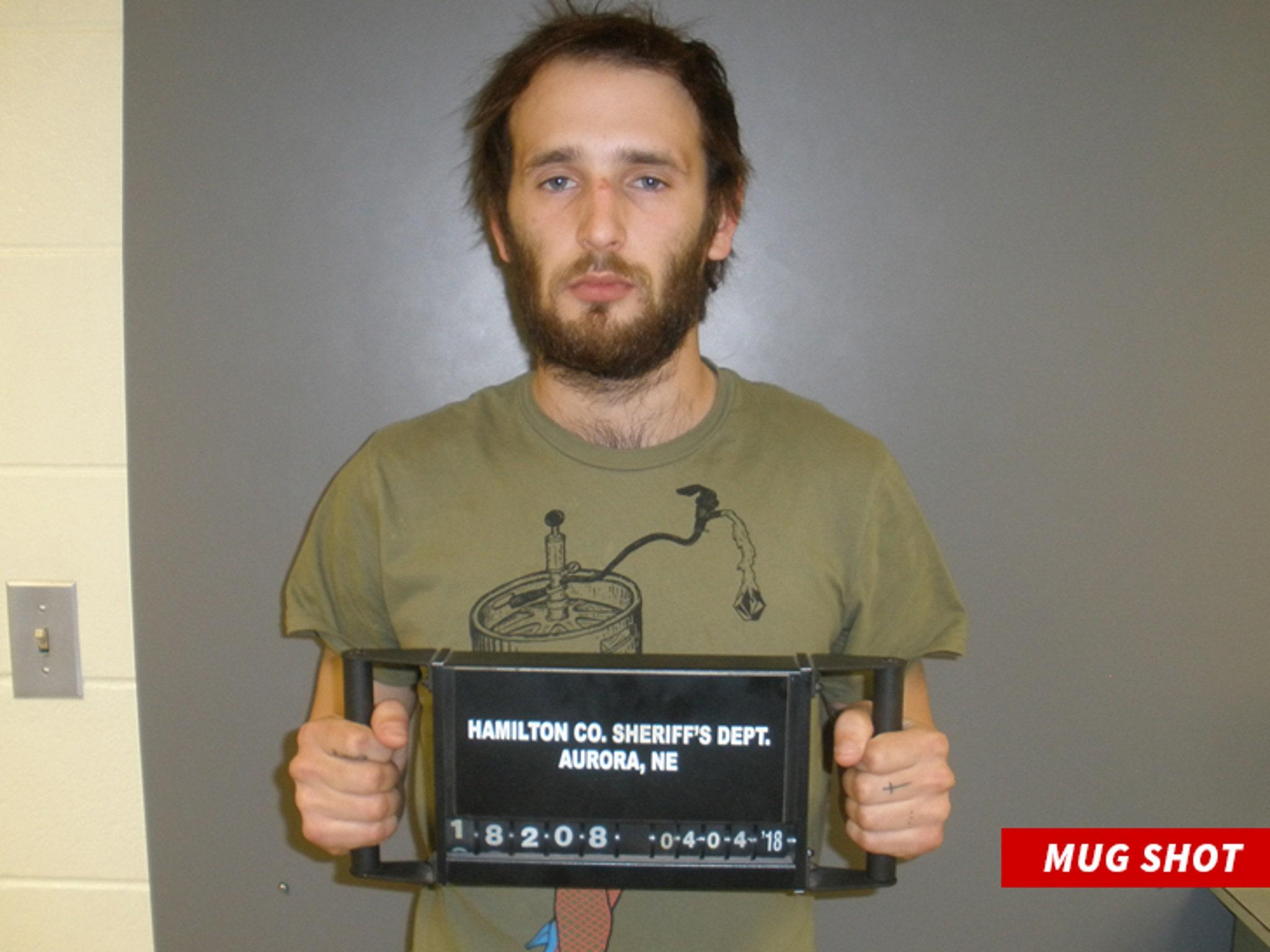 Sean Penn's Son, Hopper, Arrested for Drug Possession