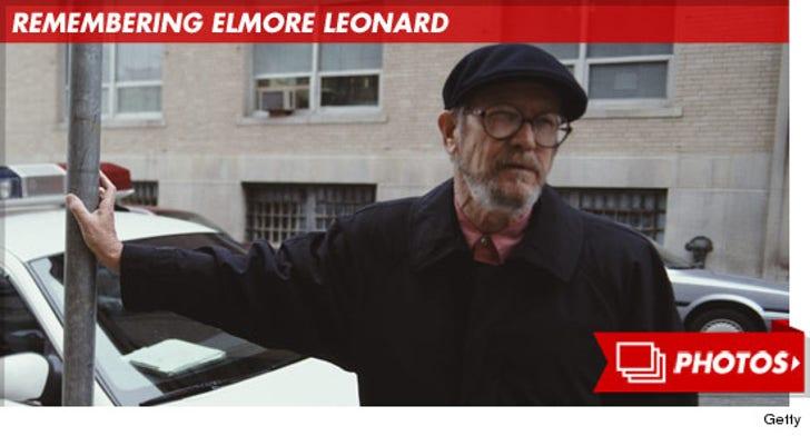 Remembering Elmore Leonard