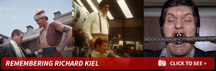 Remembering Richard Kiel
