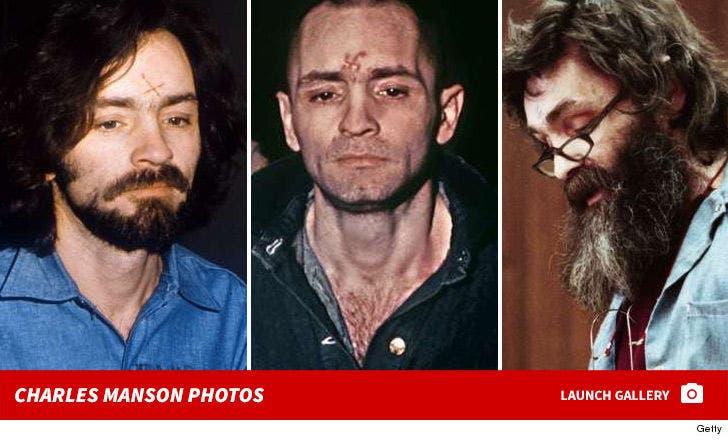 Charles Manson Photos