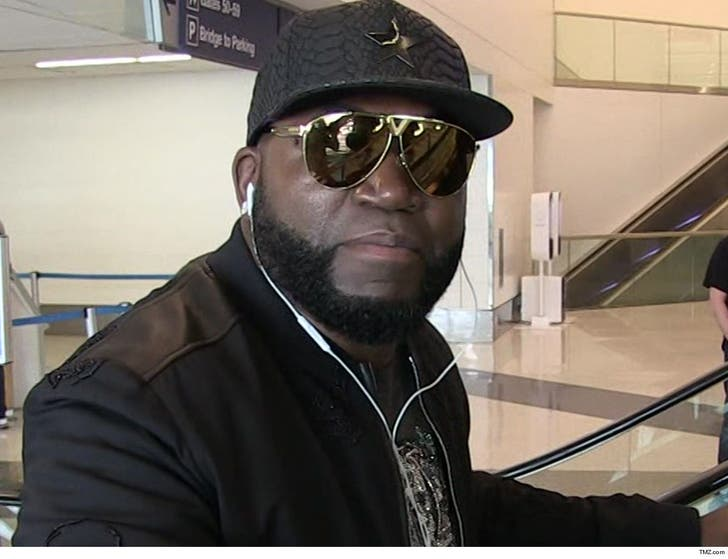 David Ortiz Sits Up And Takes Steps At Hospital Wife Says