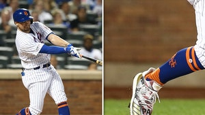 Pete Alonso Buys Mets Custom 9/11 Cleats After MLB Denies NYPD Hats