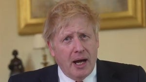 Prime Minister Boris Johnson Name Checks Nurses After Hospital Release