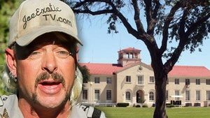 Joe Exotic's Prison Denies Withholding Letters, Briefly Went on Lockdown