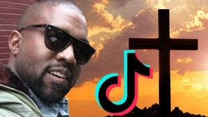 Kanye Wants to Collab with TikTok to Make 'Jesus Tok' for Christians