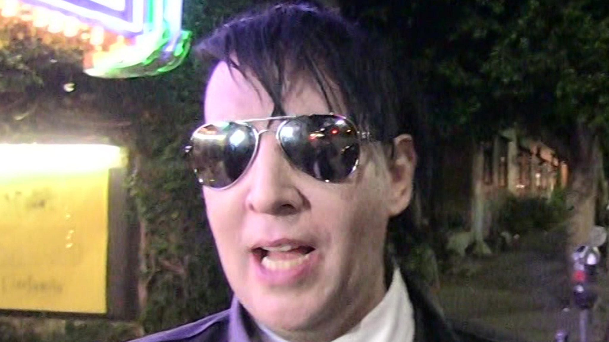 Marilyn Manson Sued By Woman Claiming He Raped Her thumbnail