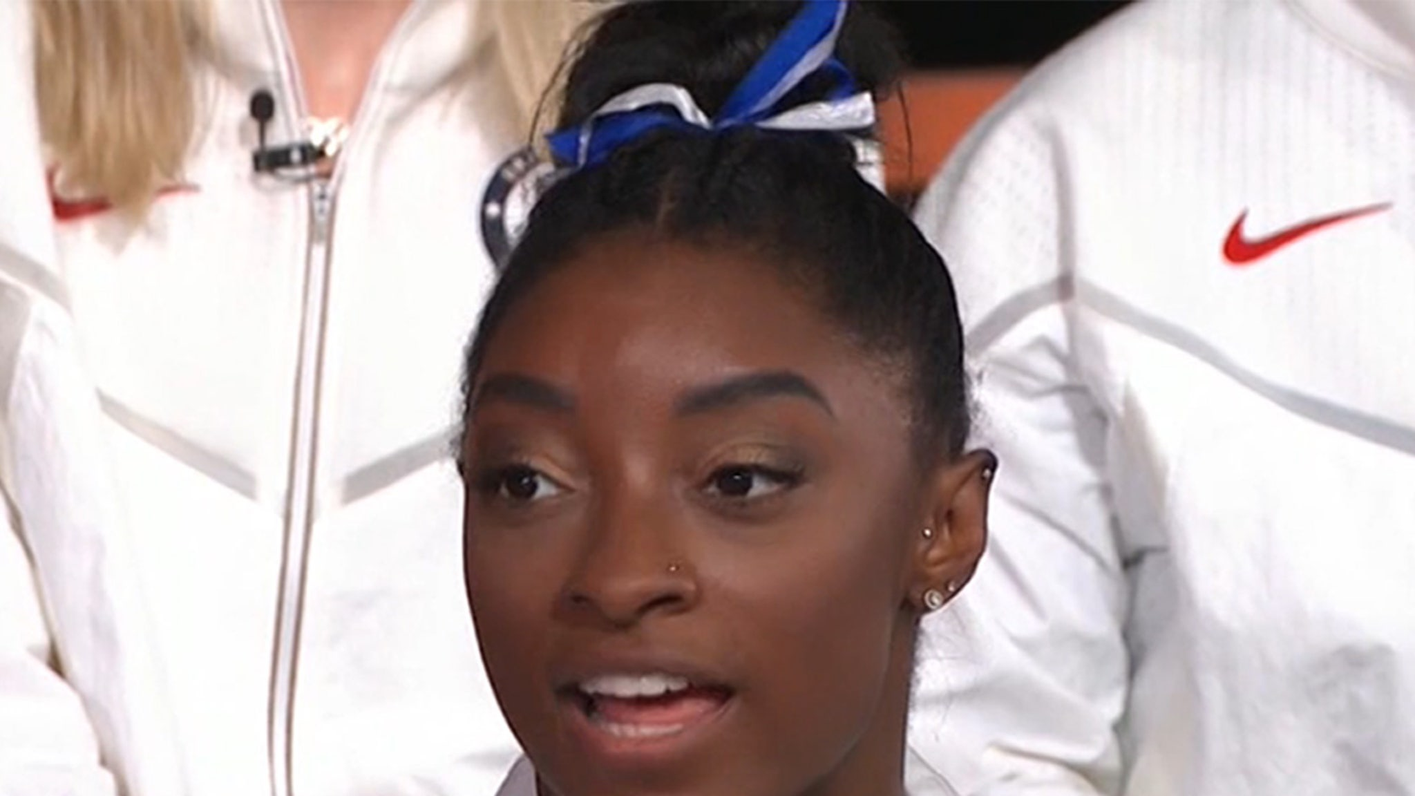 Simone Biles Earns Bronze In Olympics Return, 'Means More Than All Of The Golds'