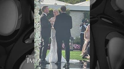 Tarek El Moussa And Heather Rae Young Get Married in Montecito | TMZ TV.jpg
