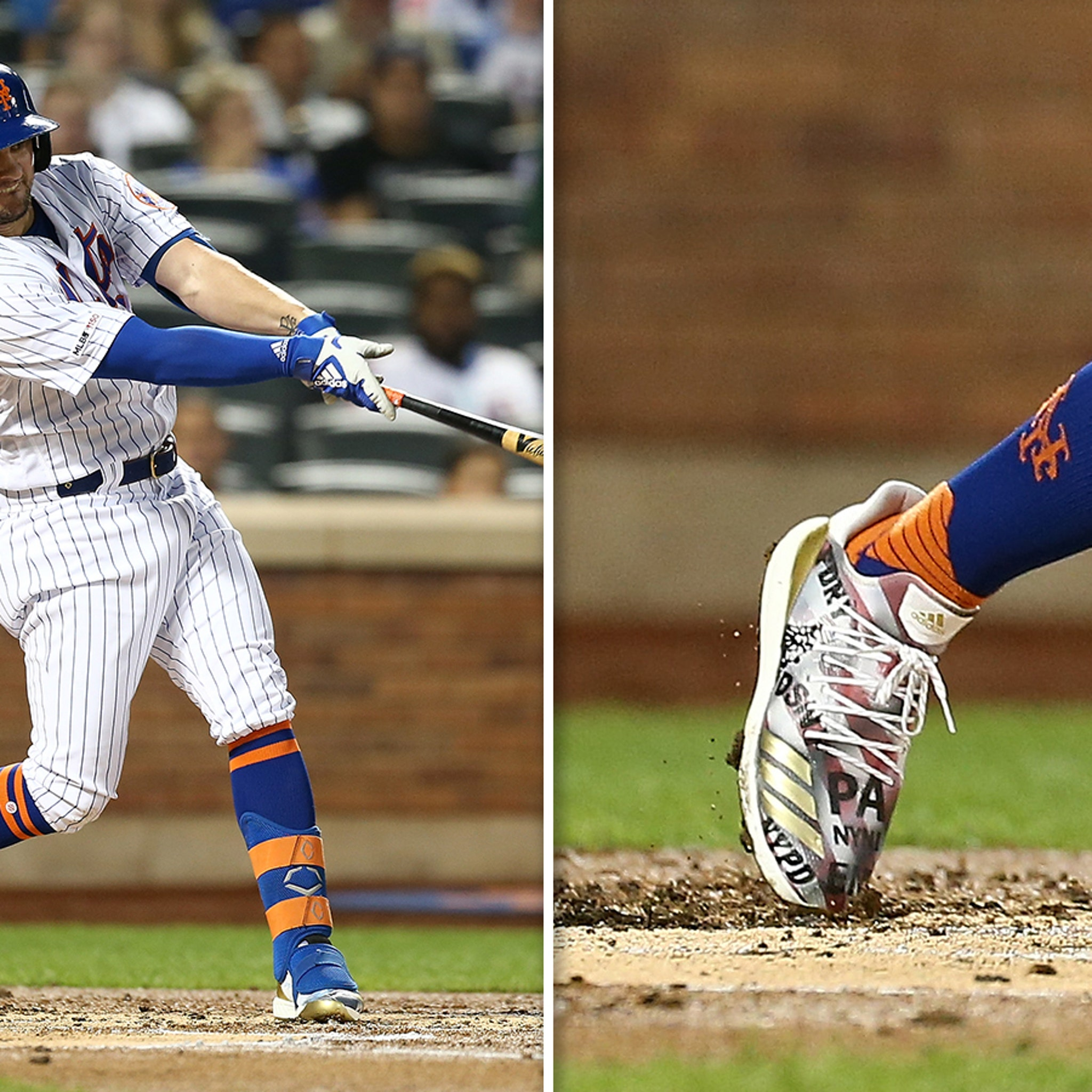 Pete Alonso Buys Mets Custom 9/11 Cleats After MLB Denies