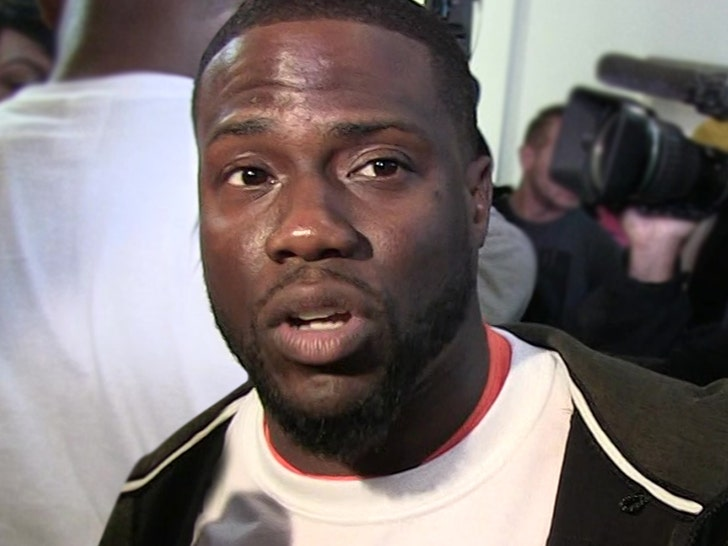 Kevin Hart shares video after near-fatal crash