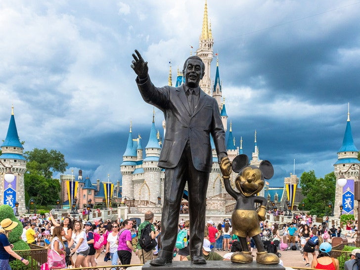 34-Year-Old Man Dies From Coronavirus Weeks After Visiting Disney World