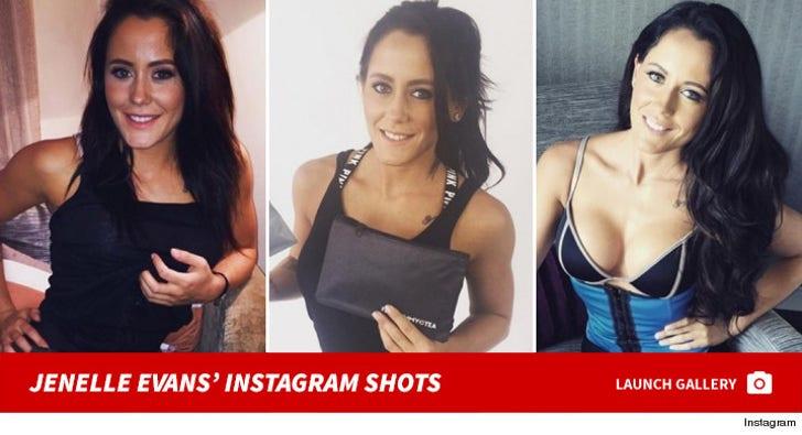 Jenelle Evans' Instagram Shots