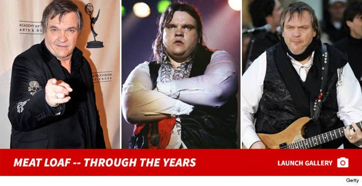 Meat Loaf -- Through the Years