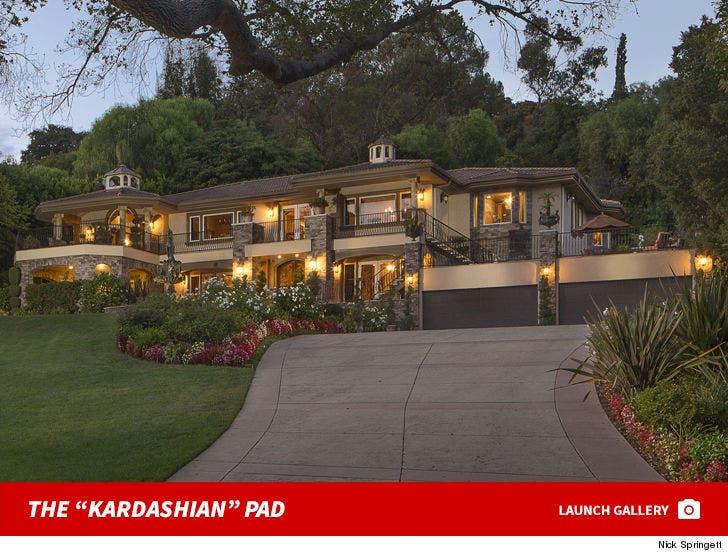 "The ""Kardashian"" Pad"